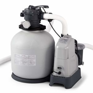 Intex Sand Filter Pump-Salt Water System