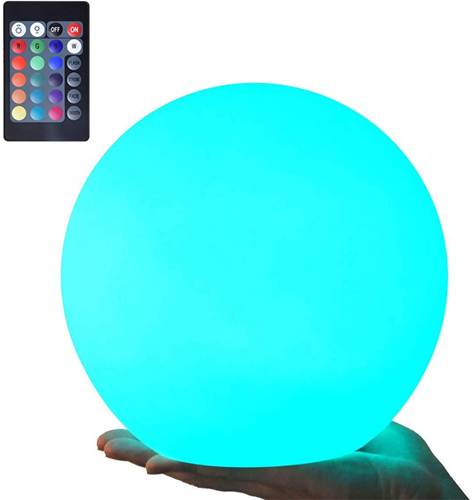 Loftek LED Light Ball 5 Best Floating above Ground Pool Lights Review and Buying Guide